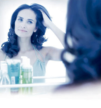 naisilla ilmenevä hiustenlähtö